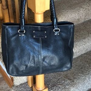 Pretty Kate Spade leather bag